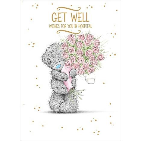 Get Well In Hospital Me To You Bear Card A01SS532 Me To You Bears Online Store