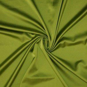 Raso stretch – verde acido