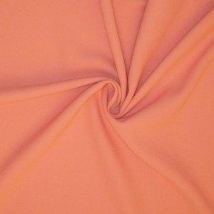 Double crepe Pura Lana – rosa salmone