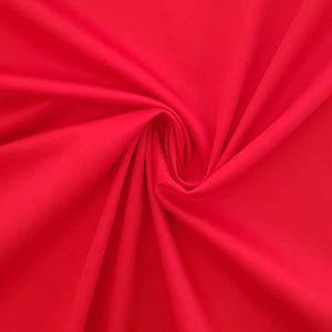 Cotone stretch – rosso