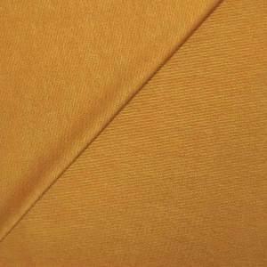 Jersey punto milano – giallo senape