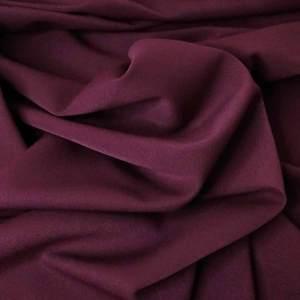 Gabardine mano lana – bordeaux