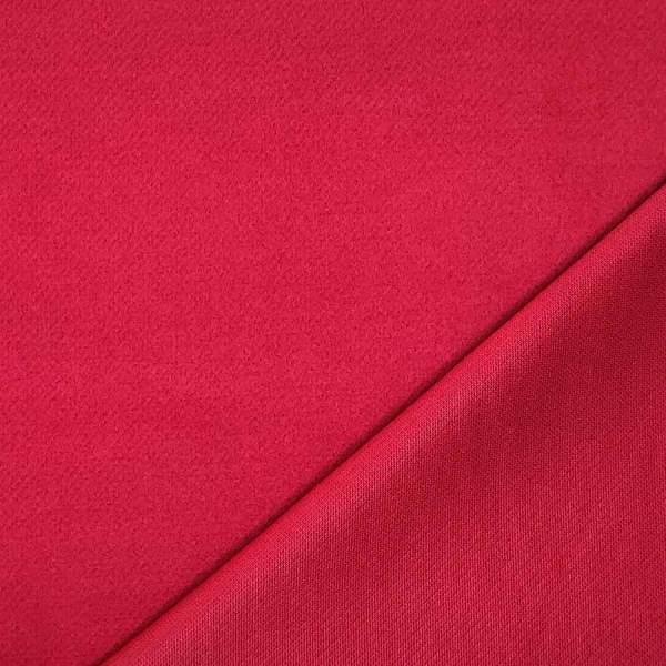 tessuto cappotto rosso