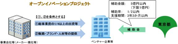事業スキームの図