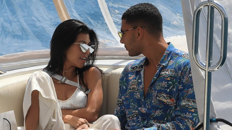 Kourtney Kardashian's new boyfriend is definitely an ...