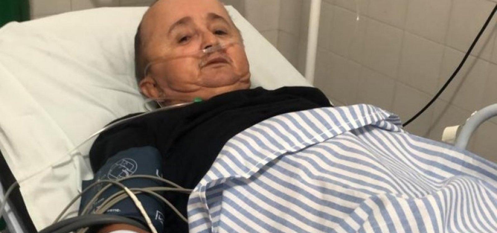 Locutor Jotinha sofre infarto e é internado - Metro 1