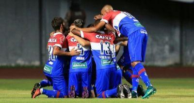 Bahia não toma conhecimento do Bahia de Feira e goleia por 6 a 0 em Pituaçu