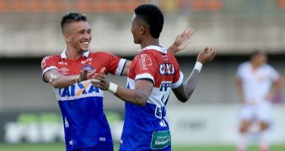 Bahia vence a Juazeirense por 2x1 e cola na liderança do Baianão