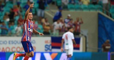 Bahia bate o Fortaleza por 2 a 0 e garante melhor campanha no Nordestão