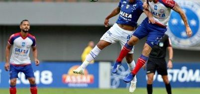 [Bahia empata sem gols com Cruzeiro no último jogo do ano]