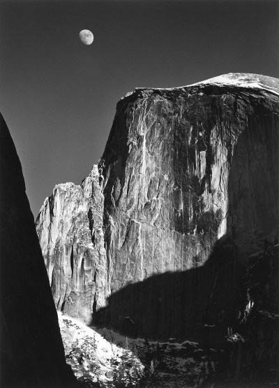 Yosemite Valley, Ansel Adams