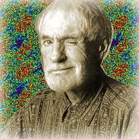 El controvertido escritor Timothy Leary