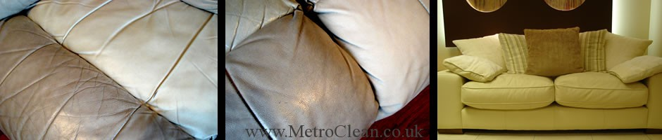 Leather cleaning & restoration service Liverpool - MetroClean Ltd