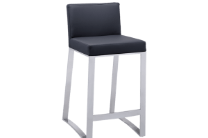 ARCHITECT COUNTER STOOL – BLACK