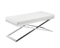 ALEXA X-BASE BENCH – WHITE