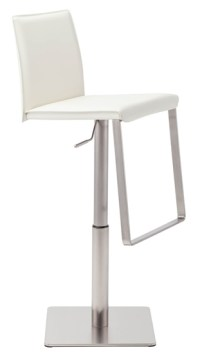 Kailee Adjustable Stool Dark Grey