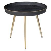 Josephine Side Table Black