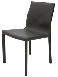 Colter Dining Chair Dark Grey