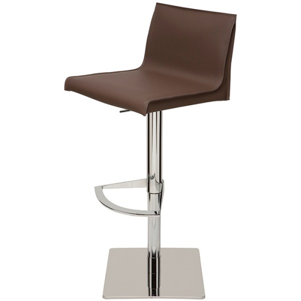 Colter Adjustable Stool Dark Grey