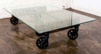 V35 Coffee Table Clear