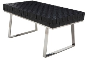 Karlee Jr. Occasional Bench Black