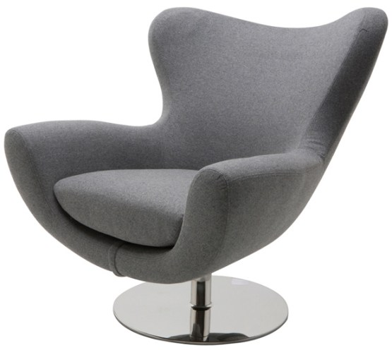 Conner Occasional Chair Light Grey