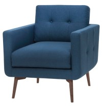 Ingrid Single Seat Sofa Caribbean Blue
