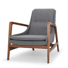 Enzo Occasional Chair Shale Grey