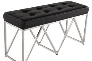 Celia Occasional Bench Black