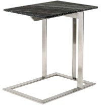 Dell Side Table White