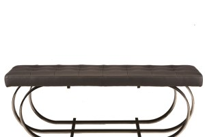 Dante Occasional Bench Black