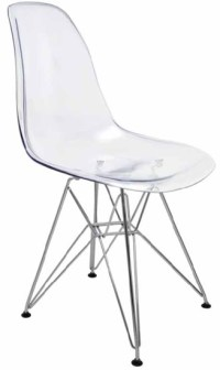 Lucent Dining Chair Clear