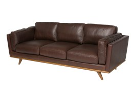 Las Vegas Aria Sofa – Charme Mocha Leather