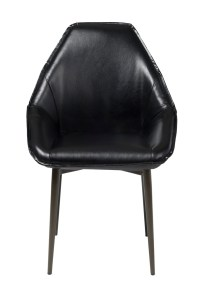Armando Tub Chair – Fox Black