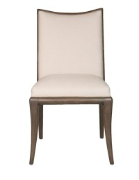 Axelrod Dining Chair – Dark Linen