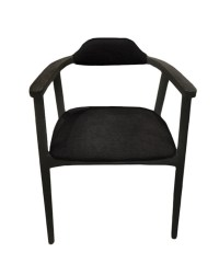 Amsterdam Dining Chair – Twill Antracite