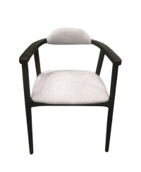 Amsterdam Dining Chair – Twill Grey
