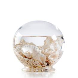 Aquatic Life Glass Decor Ball – Medium