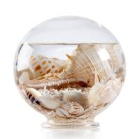 Aquatic Life Glass Decor Ball – Large