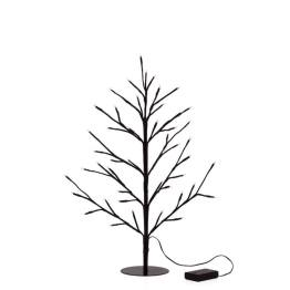 Whimsical Tree 48 LED 23″ Illuminated Decor – Black