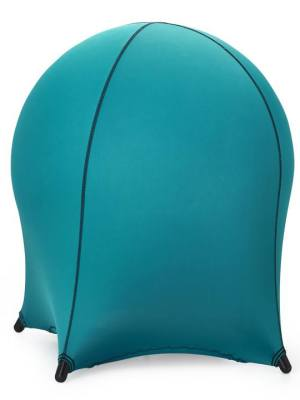 Neo Covered Ball Chair – Teal