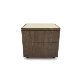 Surface 2 drawer night table
