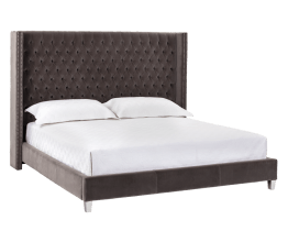 MCALLEN BED – KING – GIOTTO GREY