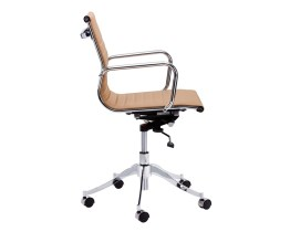 TYLER FULL BACK OFFICE CHAIR – TAN