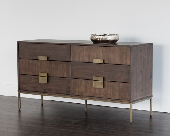 JADE DRESSER – ANTIQUE BRASS – DARK MANGO
