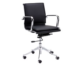 MORGAN FULL BACK OFFICE CHAIR – ONYX