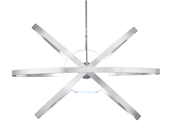 COSMOS CEILING LIGHT – STAINLESS STEEL