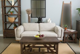 Alfresco Coffee Table – Smokey Brown