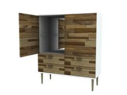 Carmel Display Cabinet