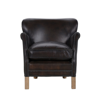 Byrne Chair – Original Vintage Espresso